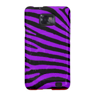 Zebra Samsung Galaxy S Case Galaxy SII Cases