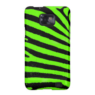 Zebra Samsung Galaxy S Case Galaxy SII Cases