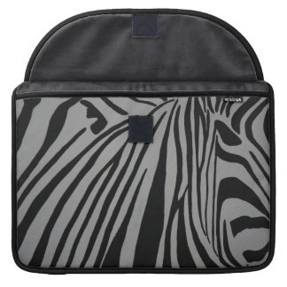 Zebra Sleeve For MacBooks