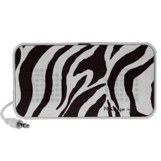 Zebra Speaker