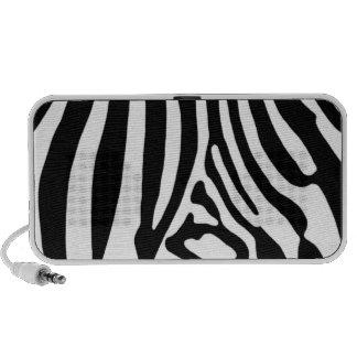 Zebra Speaker System