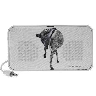zebra travelling speaker