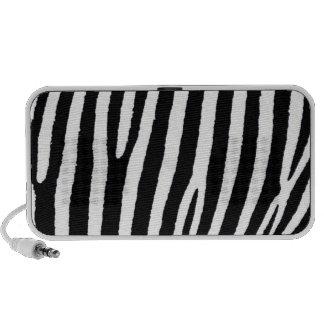 zebra laptop speakers