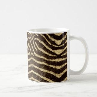 Zebra Stripe Mug