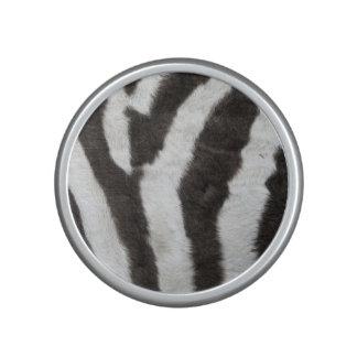 Zebra Stripe Pattern Speaker