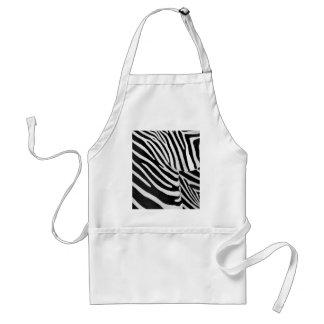 Zebra Stripes#3_ Aprons