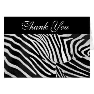 Zebra Stripes#3_ Card