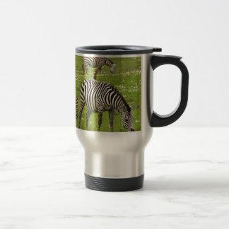 Zebra Stripes African Safari Nature Destiny Mug