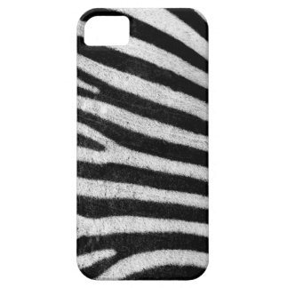 Zebra stripes black & white texture photograph case for the iPhone 5