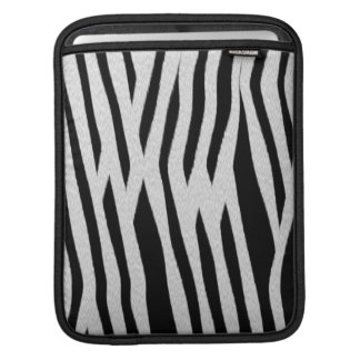 Zebra Stripes Sleeves For iPads