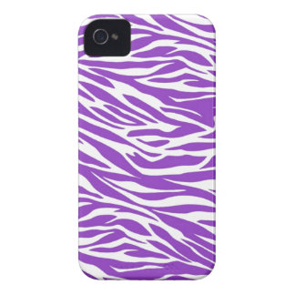 Zebra Stripes iPhone 4/4S Case-Mate Barely There