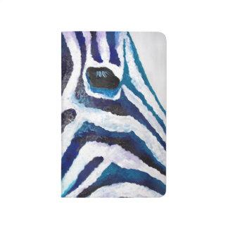 Zebra Stripes (Kimberly Turnbull Art) Journal