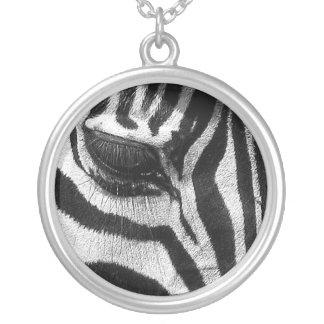 Zebra Stripes Pendants
