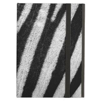 Zebra Stripes Pattern iPad Air Covers