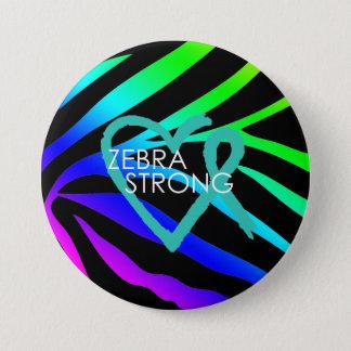 Zebra Strong - Buttons