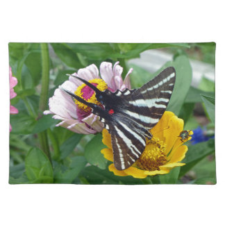 Zebra Swallowtail+Japanese Beetle Placemat
