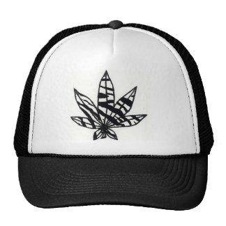 Zebra Weed Hats