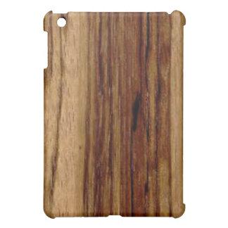 Zebra Wood  Case For The iPad Mini