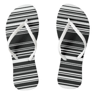 zebrakka thongs