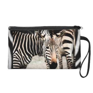 Zebras Wristlets