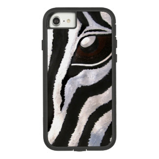 Zebra's Eye (Kimberly Turnbull Art) Case-Mate Tough Extreme iPhone 8/7 Case
