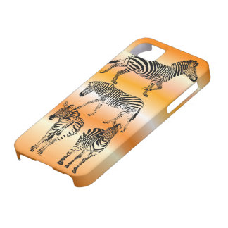Zebras I phone case