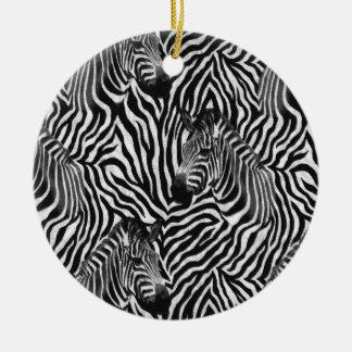 Zebtas Ceramic Ornament