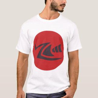 Zeckleft Rising Sun T-Shirt