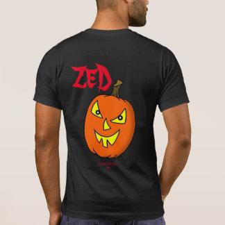 Zed the pumpkin HAPPY HALLOWEEN T-Shirt