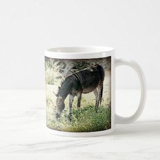 """""""Zedonk"""" Basic White Mug"""
