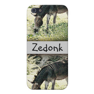 """Zedonk"" iPhone 5 Case"