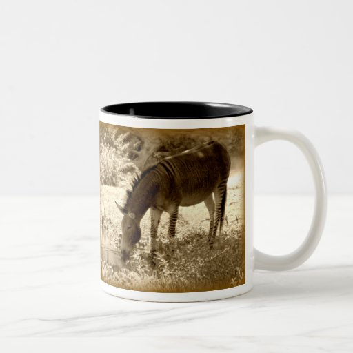 """Zedonk"" Coffee Mugs"
