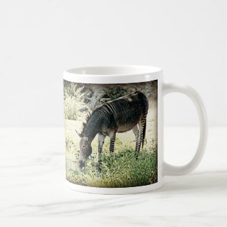 """Zedonk"" Basic White Mug"