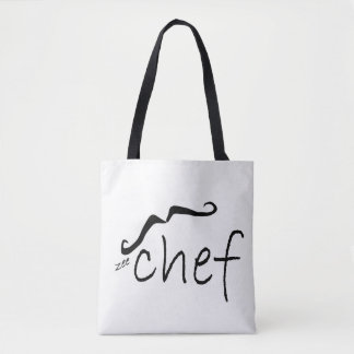 Zee French Chef  AOP Tote