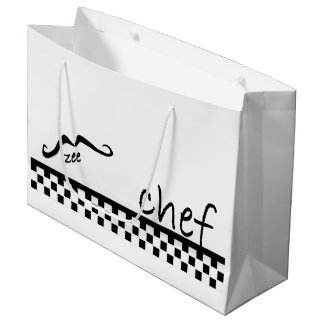 Zee French Chef LGB Large Gift Bag