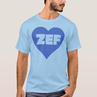 ZEF BLUE T-Shirt