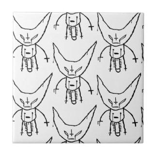 ZEF Devil Dik Ceramic Tile