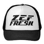 ZEF FRESH MESH HATS