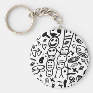 Zef Prawn Key Ring