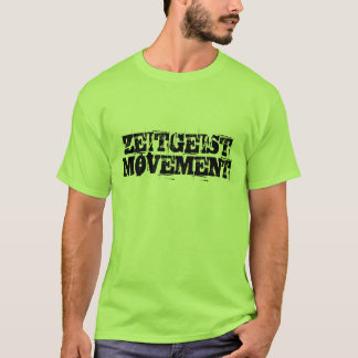 ZEITGEIST MOVEMENT - Viva La Revolution T-Shirt