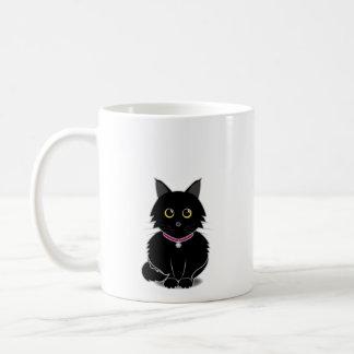 Zelda the Black Cat Mug