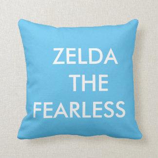 Zelda The Fearless Throw Cushions