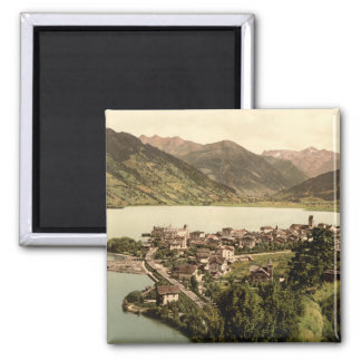 Zell am See I, Salzburg, Austria Magnet
