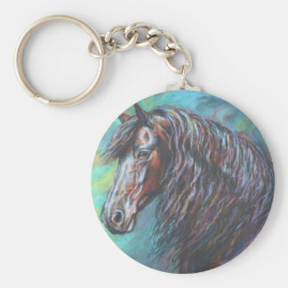 Zelvius painting key ring