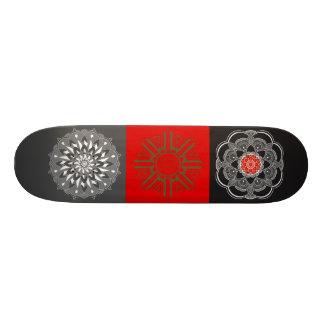 Zen 18.1 Cm Old School Skateboard Deck
