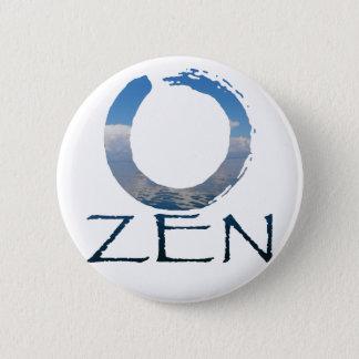 zen-2 6 cm round badge