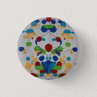 Zen 3 Cm Round Badge