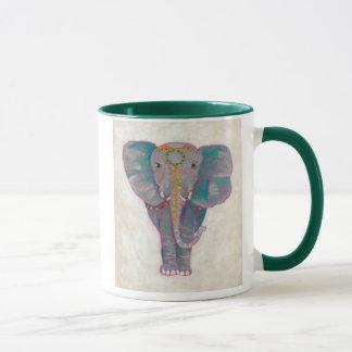 Zen Asian Elephant Mug