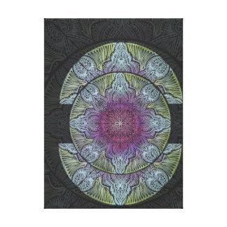 Zen Awakening, reiki, healing, chakra Canvas Print