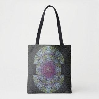Zen Awakening, reiki, healing, chakra Tote Bag